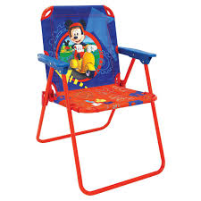 disney mickey mouse clubhouse capers fold up chair walmart com