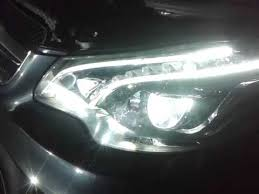 led intelligent light system classe e coupé et cabriolet led intelligent light system youtube