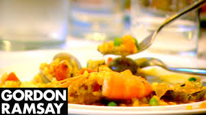 gordon ramsay cuisine cool how to paella gordon ramsay