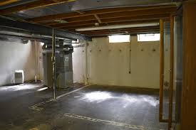 Inexpensive Unfinished Basement Ideas by Unfinished Basement Ideas That Sold Our House The Weathered Fox