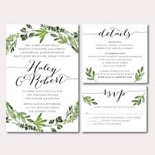 Wedding Invitiations Wedding Invitations Download Best 25 Printable Wedding Invitations