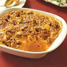 33 easy thanksgiving side dishes sweet potato bake recipe