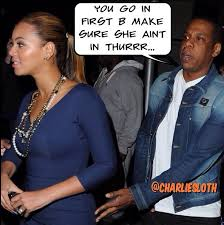 Jay Z Beyonce Meme - jumpoff tv top 20 memes of jayz vs solange while beyonce watches