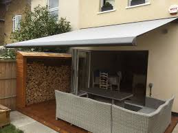 House Awnings Retractable Canada Patio Awning Retractable Is Ideal For Flexible Outdoor Needs