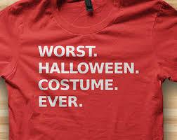 Red Shirt Halloween Costume Mens Halloween Costume Shirt Costume Mens