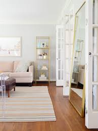 Rooms With Laminate Flooring Easy Makeover Taking A Neutral Living Room From Plain To Polished