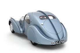1938 bugatti type 57sc atlantic by amalgam collection 1 8 scale