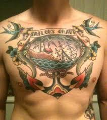 heritage tuesday nautical tattoos