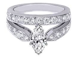 diamond double rings images Marquise engagement rings from mdc diamonds nyc jpg