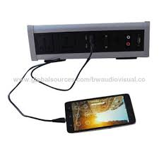 Office Rear View Desk Mirrors China Bw Aluminium Moveable Stand Up Desk Power Strip Office Table