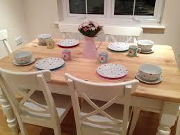Shabby Chic Dinner Set by Dining Room Maison Belle