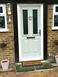 Wickes Exterior Door Glazed Exterior Doors 2 Front Powncememe