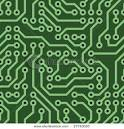 Computer Circuit Board - Vector Clip Art Illustration Picture picturesof.net