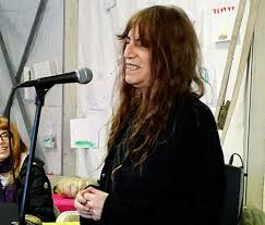 patti smith performs in ravaged rockaways ny daily news