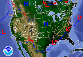 national weather forecast map national weather service map my