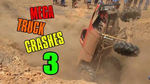 Ford Bronco Lifted Mud Truck - mega mud truck crashes compilation 3 busted knuckle films