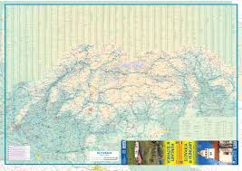 Slovakia Map Maps For Travel City Maps Road Maps Guides Globes Topographic