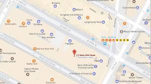 macy u0027s nyc map mountain map