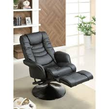 Best Recliner Chair In The World Recliners Casual Leatherette Swivel Recliner