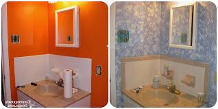 bathroom tile paint before and after pictures sherwin williams
