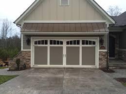 Miller Overhead Door by 18x8 Model 5331a Double Steel Insulated Carriage Style Garage Door