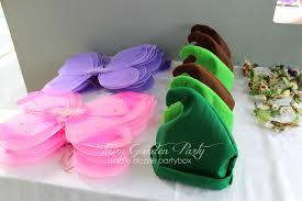 Fairy Garden Party Ideas by Garden Party Favor Ideas Box Razzle Dazzle Party Box Themed