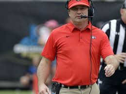 Georgia travel smart images Georgia coach kirby smart finds cfp poll a distraction jpg