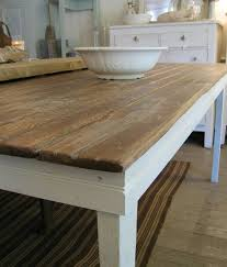 Best  Farm Dining Table Ideas On Pinterest Kitchen  Dining - Kitchen table top