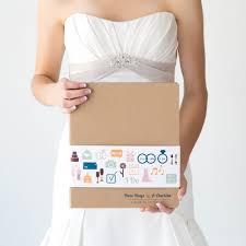 three rings and a checklist a wedding starter kit cindy kreider