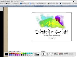 http www onemotion com flash sketch paint online browser based