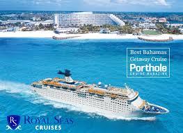 web cruise specials