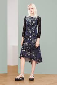 rebecca taylor spring 2016 ready to wear collection vogue