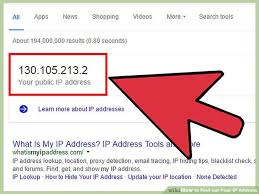 what is my up what is my ip address steemit