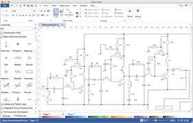 circuit diagram software for mac