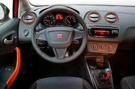 front panel seat ibiza sc