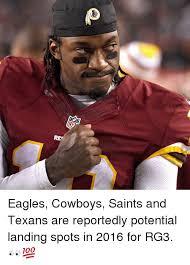 Cowboys Saints Meme - r eagles cowboys saints and texans are reportedly potential