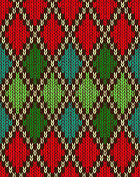 christmas pattern knit fabric seamless christmas knitted pattern stock vector illustration of