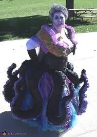 ursula costume creative ursula the sea witch costume