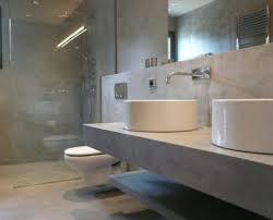 beton ciré mur cuisine une salle de bain et des murs en béton ciré paviart le