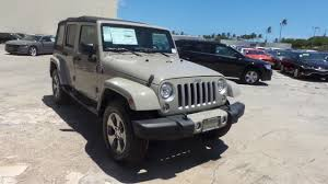 jeep wrangler 2017 new 2017 jeep wrangler unlimited unlimited sahara sport utility in