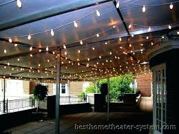 Outdoor Commercial Lights Fancy Commercial String Lights Outdoor Commercial String Lights