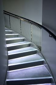glass treads glass stair case escalier de verre project name