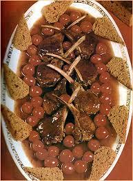 chevreuil cuisine recettes de chevreuil en cuisine traditionnelle gastronomique