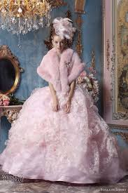 winter wedding dresses 2011 stella de libero gorgeous in pink with a beautiful wrap to match
