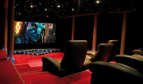 Piece Home Cinema Salle Home Cinema 7 2 Emotions Audiovisuelles