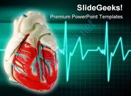 heart design for powerpoint healthy heart medical powerpoint template 0610 powerpoint design