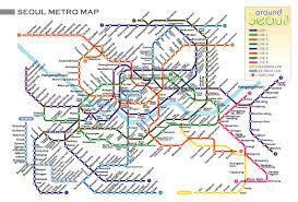 Manhattan Metro Map by Suwon Subway Map My Blog