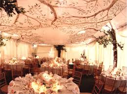 furniture beautiful decorating the ceiling fabric wedding