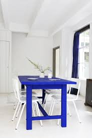 blue dining room table unique ideas blue dining table bright and modern 1000 ideas about