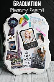 college graduate gifts graduation memory board simple diy graduation gifts and shutterfly